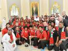 The UAE national football team