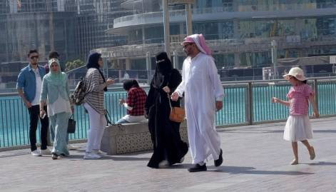 UAE tourist locations come alive again