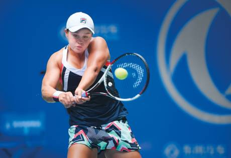 Radwanska follows seeds out of Wuhan Open