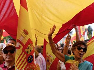 Catalonia 'will not accept' Spain plan