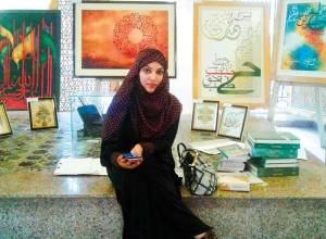 Calligraphy makes a comeback in Kashmir