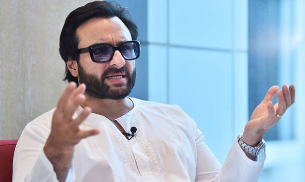 Saif Ali Khan talks about choosing the right film project