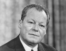 October 8, 1992: Willy Brandt passes away