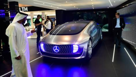 Gitex Technology Week in pictures