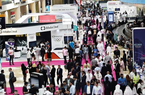 Noon goes shopping at Gitex, signs two deals
