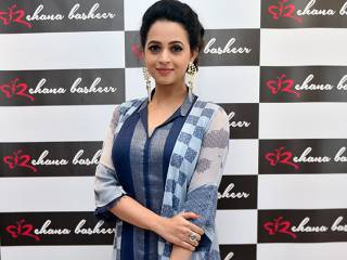 Bhavana talks about wedding preparations