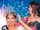 Madhu Valli is crowned Miss India Worldwide