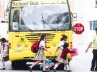 Radars on school buses' stop sign soon
