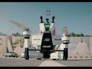 It flies: Dubai Police unveil new hoverbike
