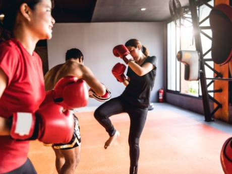 how to become a thai boxing instructor
