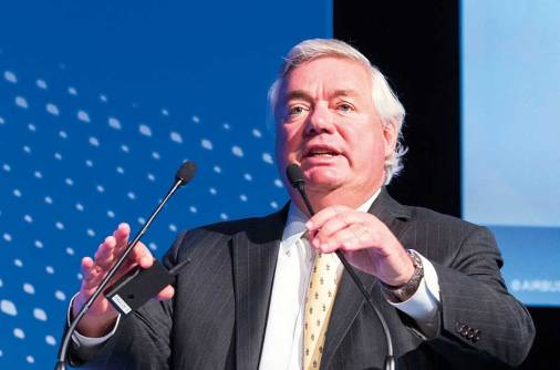 Leahy to bow out from Airbus at year-end