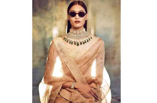 Indulge in some statement jewellery this Diwali