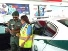 Now, report accidents at petrol stations