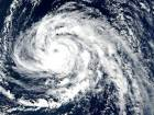 Hurricane Ophelia strengthened to a Category 3 storm as it passed near the Portuguese Azores archipelago on route for Ireland.