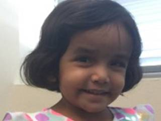 Body of Indian girl, 3, missing in Texas 'found'