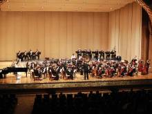 NSO Symphony Orchestra in Abu Dhabi