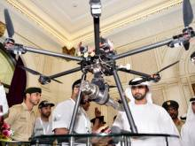 Crackdown on grey drone market in Dubai