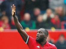 Lukaku 'relaxed' over record against top teams