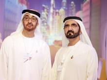 Mohammad launches UAE AI strategy