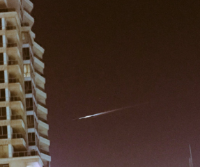 Watch: Meteors spotted flying in Dubai sky?