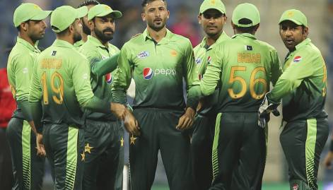 Pictures: Pakistan beat Sri Lanka in second ODI