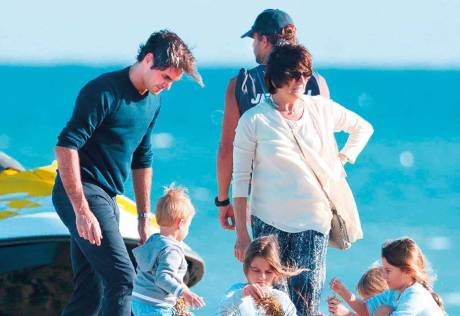 Family first, playing less for more: Federer