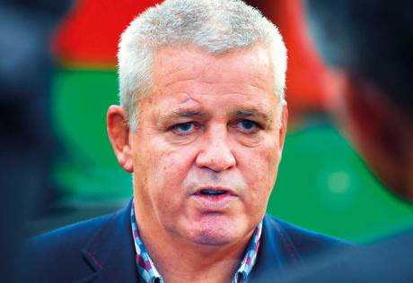 'Hurt' Gatland rules out another Lions tour