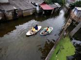 Floods wreck havoc in Vietnam