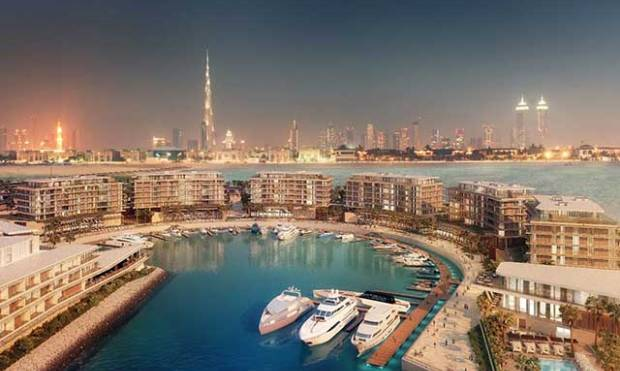 UAE's waterfront projects