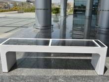 Smart benches at Dubai Police stations