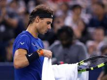 Nadal withdraws from Basel with knee problem