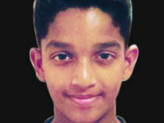 Community mourns loss of Sharjah boy