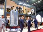 The Damac stand at a recent Property show in Dubai. On the delivery side of things, Damac is maintaining a good pace, handing over 1,923 homes, including 852 units outside the UAE.