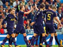 Spurs boss in bullish mood after Madrid draw