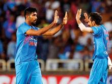 Chahal's parents bowled over by TV quiz on son