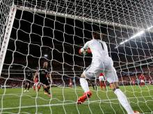 Keeper error gifts United win over Benfica