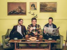 Scouting for Girls' Roy Stride on being an elf