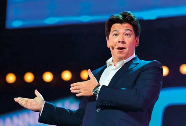 Michael McIntyre, Dara O'Briain coming to Dubai