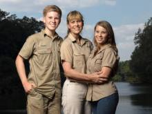 'Crocodile Hunter' family back at Animal Planet