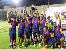 Trinity regain Lanka Lions rugby sevens title