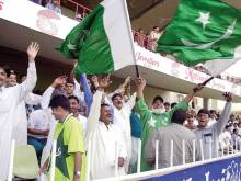 Sharjah fans set to liven up fourth ODI