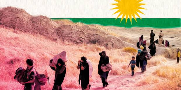 Time for a negotiated settlement with Kurds