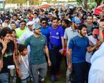 Thousands take Dubai Fitness Challenge