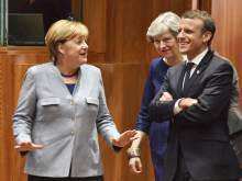 Merkel comes to May's aid on Brexit