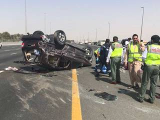 Girl, 16, dies in Dubai accident