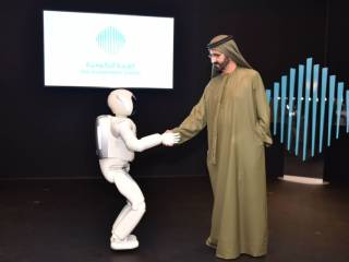 UAE looking for a technological leap