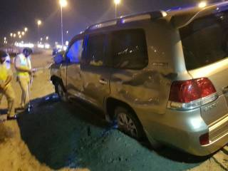 4 killed, 12 injured in Dubai accidents