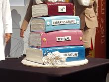 Who will be attending Festival of Literature?