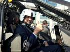 PM Shahid Khaqan Abbasi took the Turkish attack helicopter T-129 for a test flight in Istanbul, Turkey.