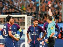 Neymar: Referee fell for 'Marseille theatrics'